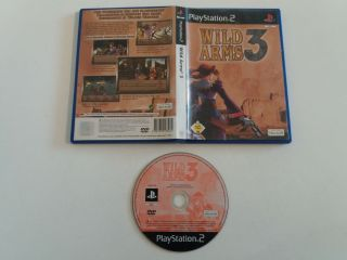 PS2 Wild Arms 3