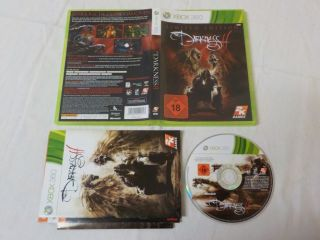 Xbox 360 The Darkness 2 Limited Edition