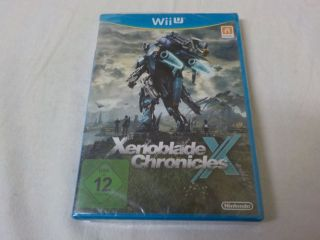 Wii U Xenoblade Chronicles GER