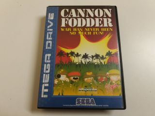 MD Cannon Fodder