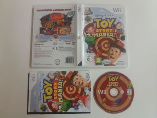 Wii Toy Story Mania NOE