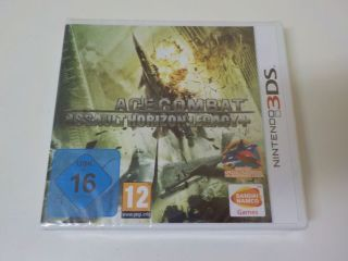 3DS Ace Combat Assault Horizon Legacy