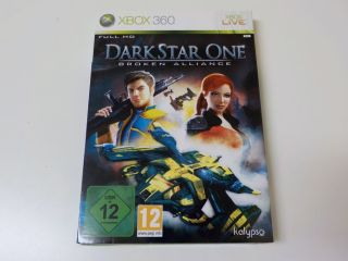 Xbox 360 Darkstar One Broken Alliance