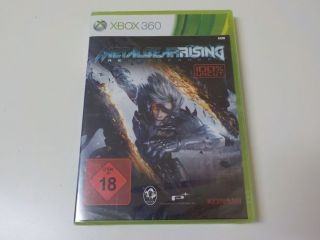 Xbox 360 Metal Gear Rising Revengeance