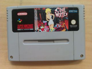 SNES Cool World ESP