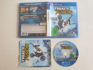 PS4 Trials Fusion - Deluxe Edition