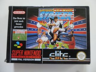 SNES World Cup Striker NOE