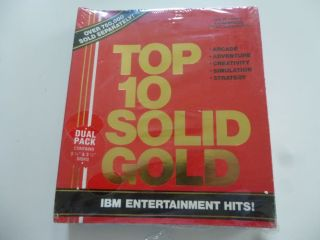 PC Top 10 Solid Gold