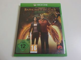 Xbox One Baphomets Fluch 5