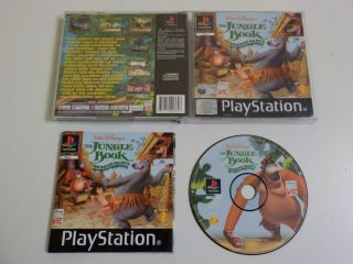 PS1 The Jungle Book Groove Party