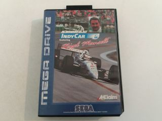 MD Newman Haas Indy Car featuring Nigel Mansell