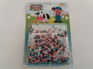 Harvest Moon Iron Beads