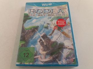 Wii U Rodea The Sky Soldier GER