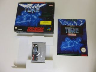 SNES Illusion of Time NOE/SFRG