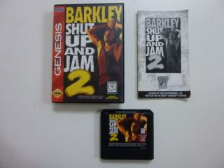 MD Barkley Shut up and Jam 2