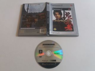 PS2 Onimusha Warlords