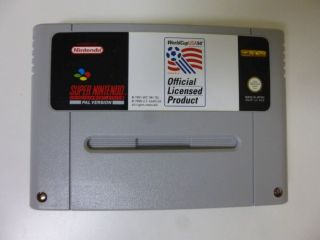 SNES World Cup USA 94 NOE