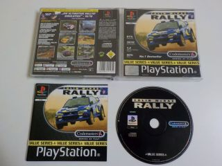PS1 Colin McRae Rally