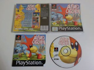 PS1 Alfred Chicken