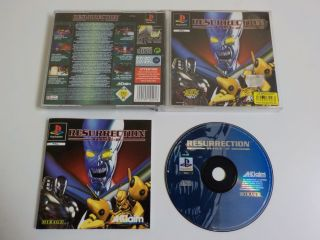 PS1 Rise 2 Resurrection