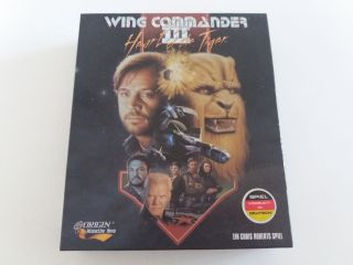 PC Wing Commander 3 Heart of the Tiger