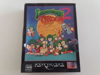 Amiga Lemmings 2 The Tribes