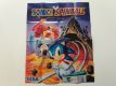 MD Sonic Spinball Poster / Sega Advertising