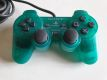 PS1 Dual Shock Controller Clear Green