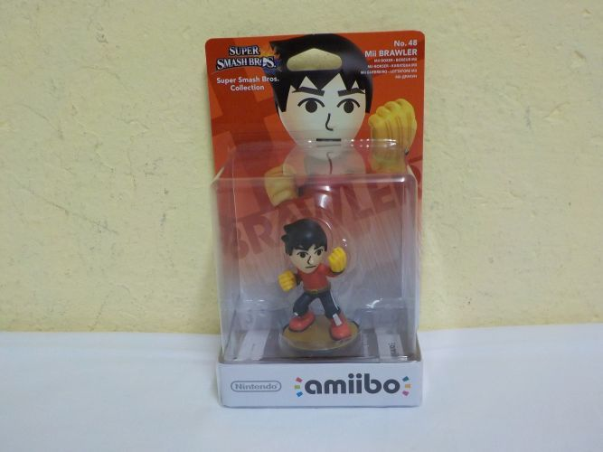 Amiio Mii Brawler, Super Smash Bros. Collection