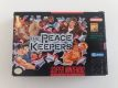 SNES The Peace Keepers USA