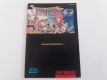 SNES Cacoma Knight in Bizyland USA Manual