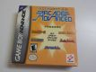 GBA Konami Collector's Series Arcade Advanced USA