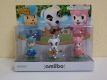 Amiibo Animal Crossing Triple Pack