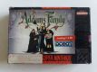 SNES The Addams Family USA