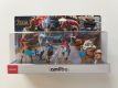 Amiibo Champions Pack, The Legend of Zelda Breath of the Wild