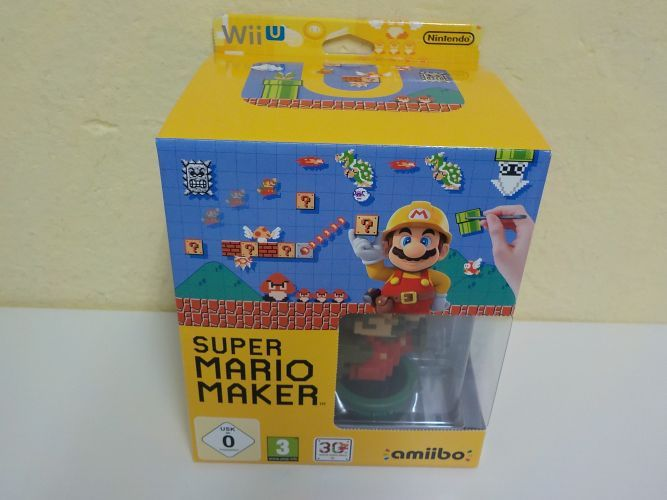 Wii U Super Mario Maker Limited Edition