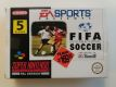 SNES Fifa International Soccer SCN