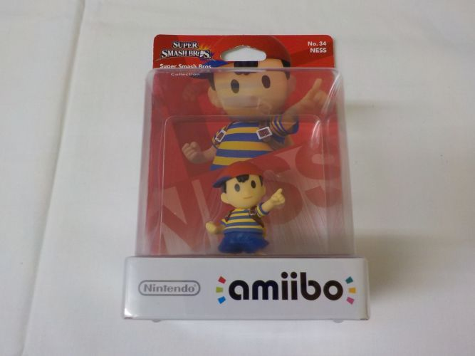 Amiibo Ness, Super Smash Bros. Collection