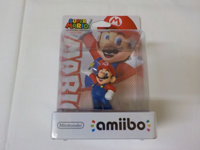 Amiibo Mario, Super Mario Collection