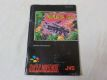 SNES Ghoul Patrol EUR Manual