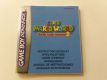 GBA Super Mario Advance 2 Super Mario World NEU6 Manual