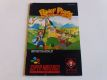 SNES Power Piggs of the Dark Age EUR Manual