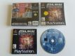 PS1 Star Wars Episode 1 Die Dunkle Bedrohung