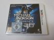 3DS Michael Jackson The Experience 3D