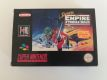 SNES Super Star Wars The Empire Strikes Back EUR