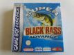 GBA Super Black Bass Advance EUR