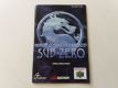 N64 Mortal Kombat Mythologies Sub-Zero NOE Manual