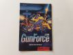SNES GunForce USA Manual