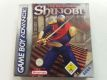 GBA The Revenge of Shinobi EUR