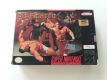 SNES Pit-Fighter USA